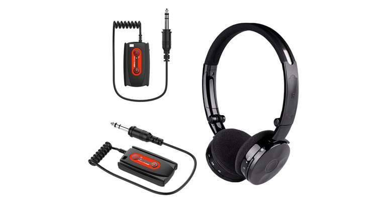 Бездротові навушники Wire-Free W6 Lite