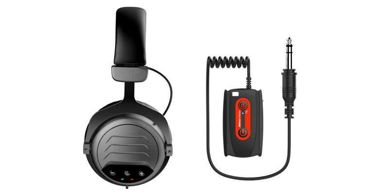 Бездротові навушники Wire-Free W6 Pro