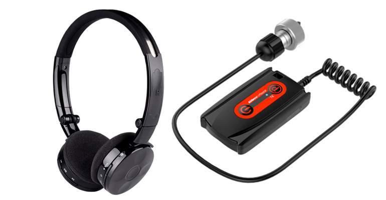 Бездротові навушники Wire-Free WA Lite